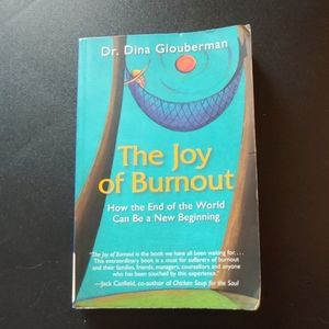 The Joy of Burnout Book